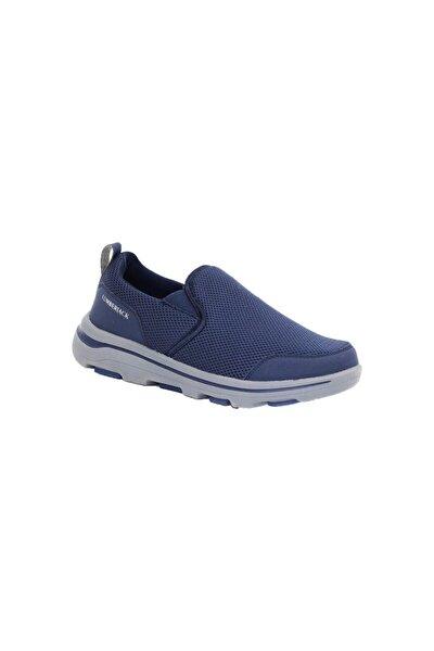 Erkek Lacivert Fileli Günlük Ayakkabı 100602045