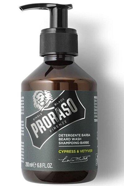 Sakal Şampuanı Cypress&vetıver 200ml