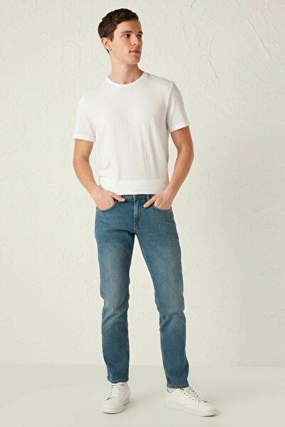 Erkek Orta Rodeo Jean
