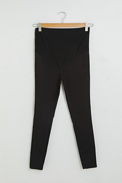 Kadın Yeni Siyah Pantolon
