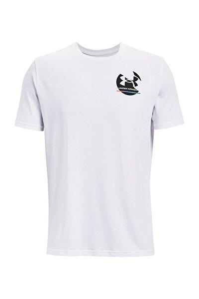 Erkek Spor T-Shirt - UA IN GYM SS - 1361681-100