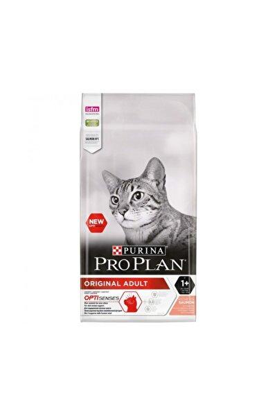Somonlu ve Pirinçli Yetişkin Kedi Maması 3 kg