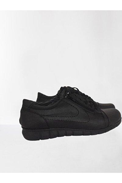 Erkek Siyah Outdoor Ayakkabı