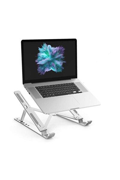 Katlanır Aluminyum Macbook Laptop Bilgisayar Standı