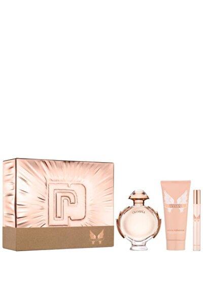 Paco Rabanne Olympea Edp 80 ml Kadın Parfüm Seti