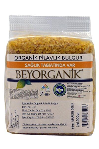 Organik Pilavlık Bulgur 500 gr