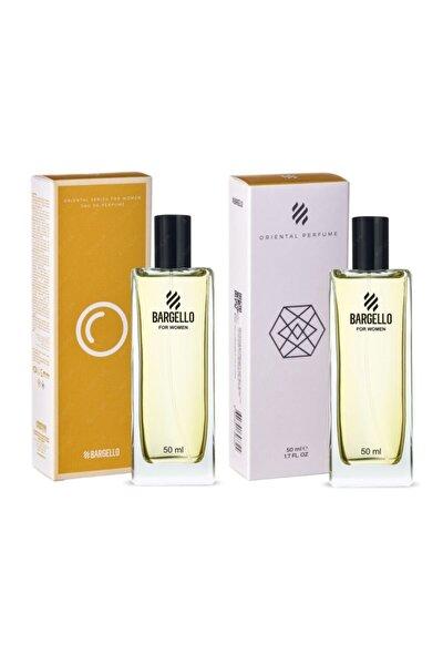 134 Oriental Edp 50 ml 2 Adet Kadın Parfüm 8691841329134