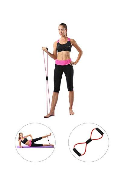 Yüksek Sertlik Seviyeli Egzersiz Direnç Lastiği