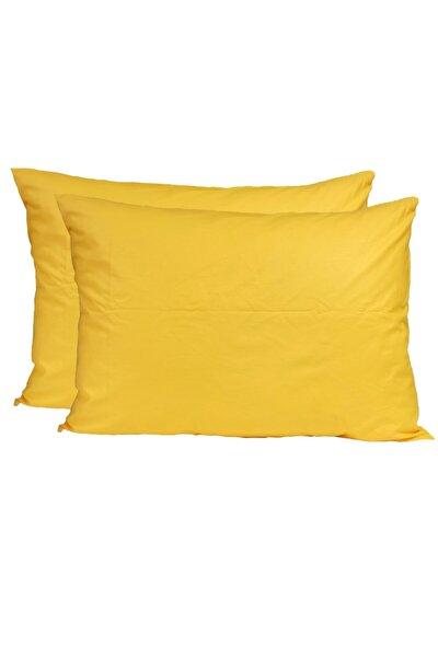 Yastık Kılıfı %100 Cotton #sarı