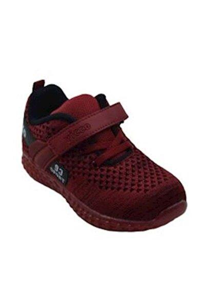 Kız Çocuk Kırmızı 313.p20y.104 Alfa Patik Işıklı Spor Ayakkabı