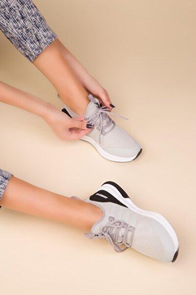 Buz Kadın Hafif Günlük Spor Yürüyüş Sneaker Ayakkabı