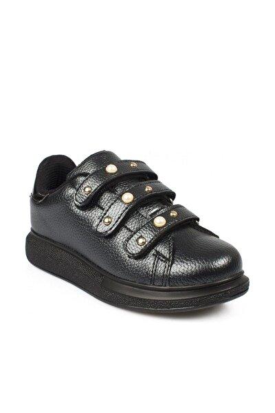 Siyah Bebek Yürüyüş Ayakkabısı 211 968.F19K227