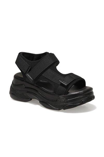 315747S.Z 1FX Siyah Kadın Spor Sandalet 101016734