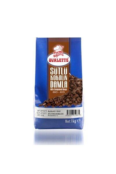 Ovalette Sütlü Damla Kokolin Çikolata 1 kg
