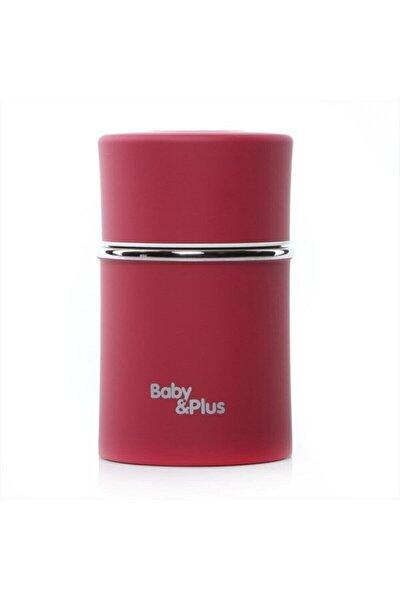 Kırmızı Paslanmaz Çelik Mama Termosu 260 ml Byp-sh4040r