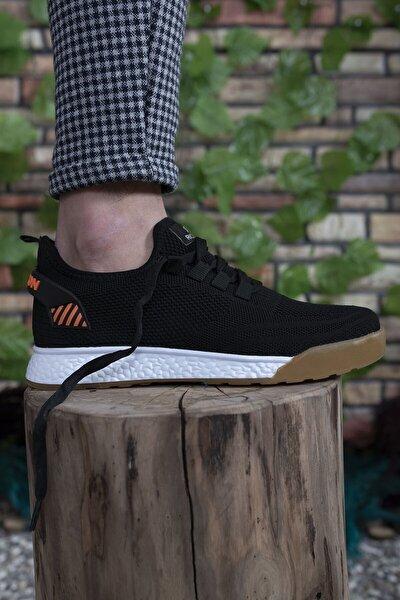Siyah Beyaz Unisex Sneaker 0012430