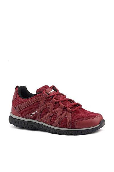 Bordo Erkek Spor Ayakkabı 17A01216