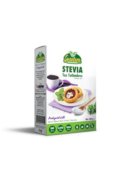 Stevia Prebiyotik Lifli Tatlandırıcı Toz 500 gr