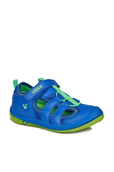 Sunny Erkek Çocuk Saks Mavi Spor Ayakkabı