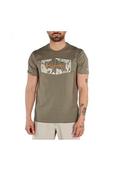 Roam Hex Graphic Kısa Kollu Erkek Tişört Cs0118-397