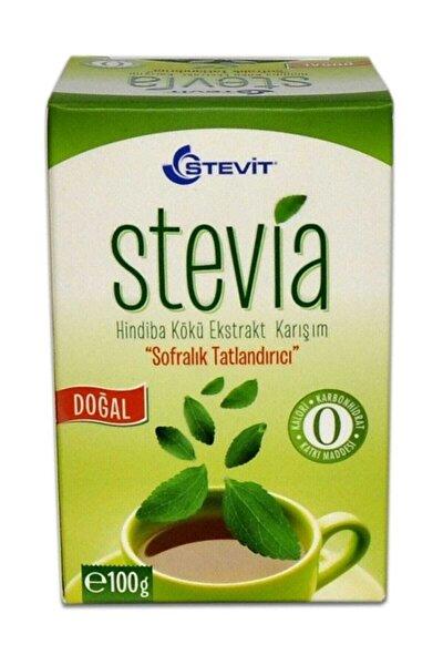 Stevia Hindiba Kökü Ekstrakt Karışım Tatlandırıcı Toz 100g