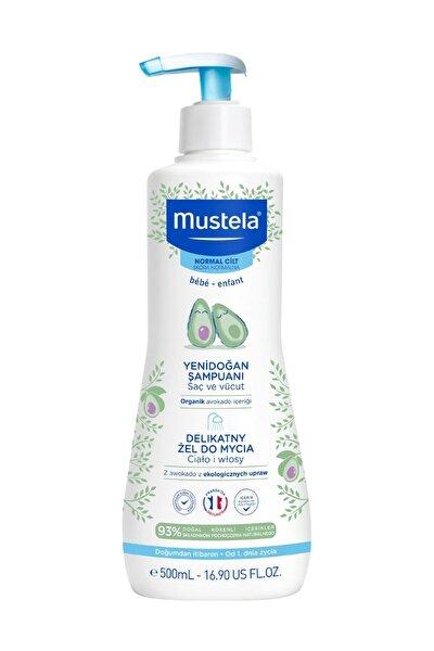 Gentle Cleansing (Dermo Cleansing) Yenidoğan Saç Vücut Şampuanı 500 ml