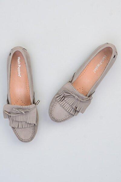 Grey Kadın Loafer