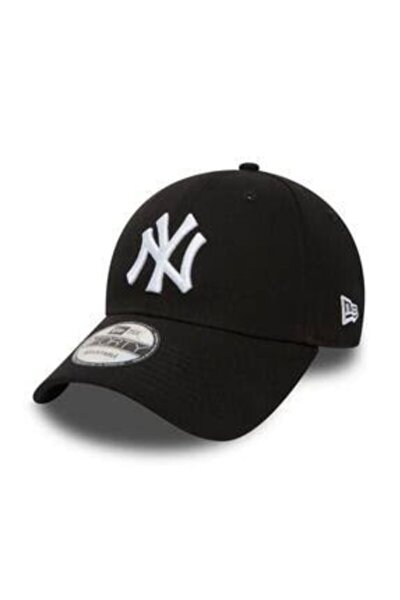 Unısex Siyah League Essentıal 9forty Osfm Şapka