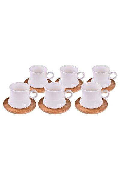 Largi - 6 Kişilik Çay Fincan Takımı
