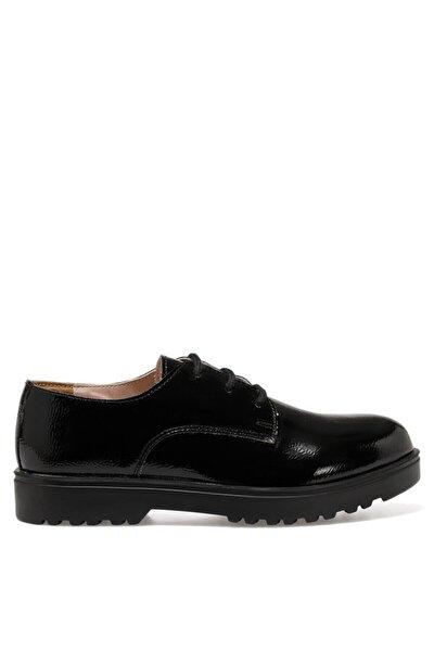 ZETTE Siyah Kadın Oxford Ayakkabı 100572314