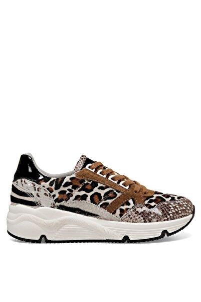 AIDA Taba Kadın Sneaker Ayakkabı 100525899