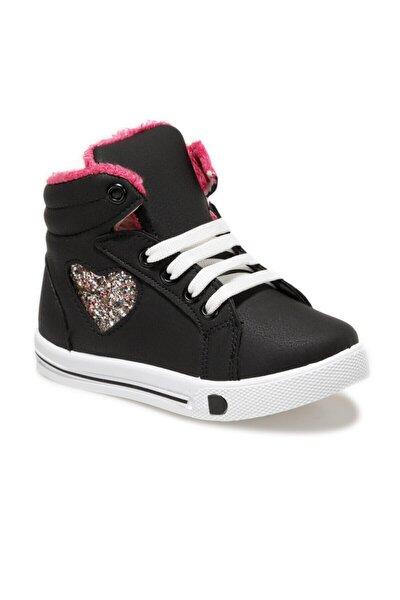 92.510832.P Siyah Kız Çocuk Sneaker Ayakkabı 100422793