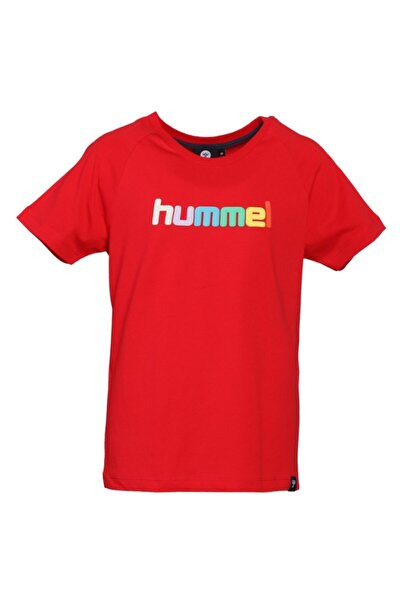 Çocuk Kırmızı T-shirt