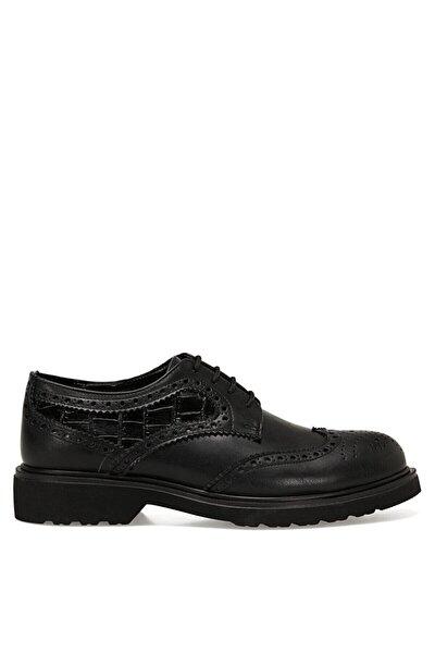 JERBIA Siyah Kadın Oxford Ayakkabı 100579459