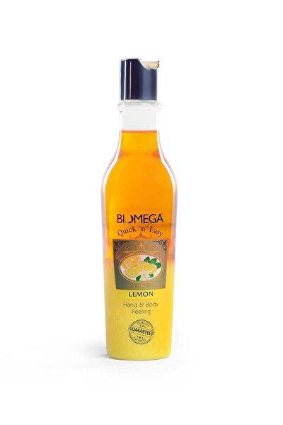 Biomega Limon Vücut ve El Peelingi 300 g 8611886003348