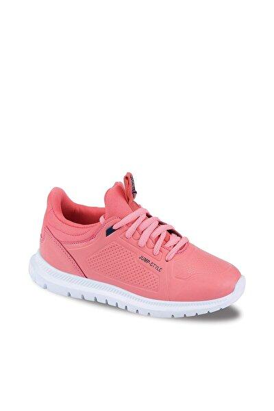 Uniseks Pembe Spor Ayakkabı 24207