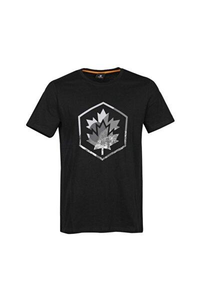 CT636 COLORED LOGO T-SHIR Siyah Erkek T-Shirt 101028327