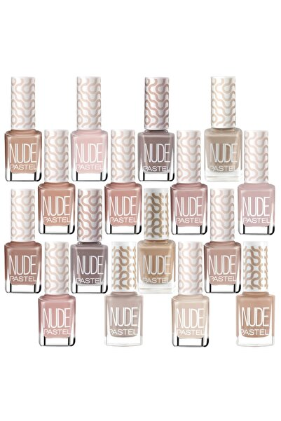 Nude Oje Full Set 16adet