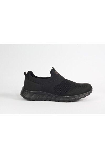 Erkek Siyah Spor Ayakkabı