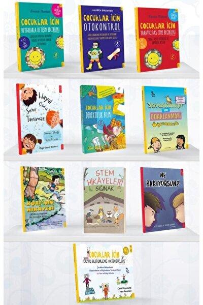 Çocuklar Için Gelişim Seti (10 Kitap)