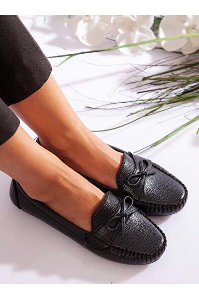 Kadın Siyah Günlük Ayakkabı