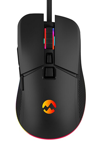 SGM-05 X-racer 7d Rgb 6400dpi Optik Gaming Oyuncu Mouse