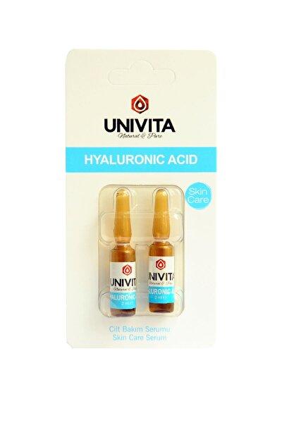Hyaluronic Acid Cilt Bakım Serumu 2+2 ml