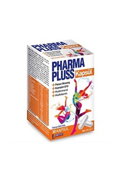 Pharma Pluss 30 Kapsül (pharmaton Muadili)