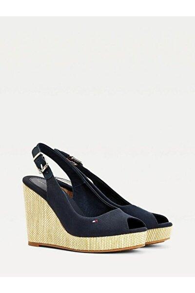 Iconıc Elba Dolgu Topuklu Ayakkabı