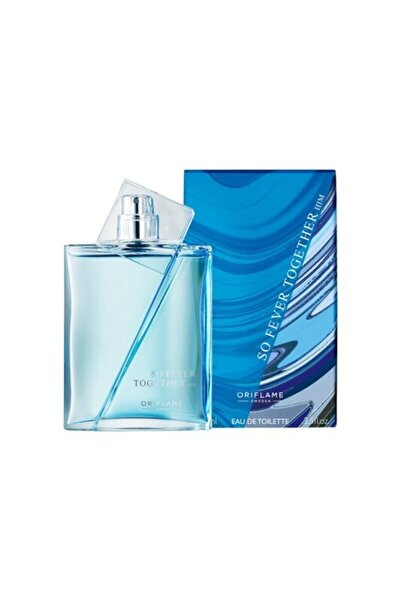 So Fever Together Him Edt 75 Ml Erkek Parfümü