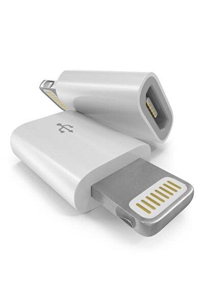Iphone Uyumlu Lightning To Micro Usb Çevirici Dönüştürücü Adaptör