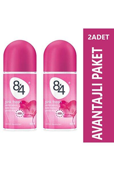 Pınk Fresh 50ml Kadın Roll-on - Avantajlı Paket 2 Adet