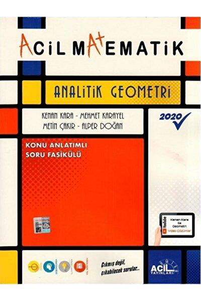 Matematik Analitik Geometri