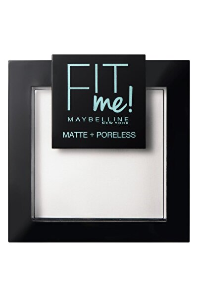 Fit Me Matte+poreless Pudra - 90 Translucent (Transparan)